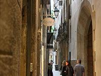 Barcelona - Ciutat Vella - Borne