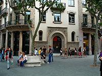 Barcelona - Gràcia - Vila de Gràcia
