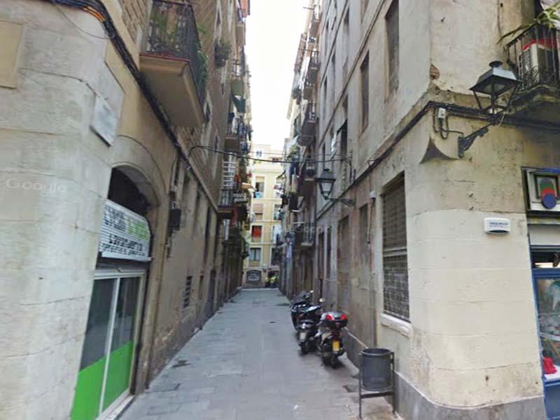 Bonito loft en el centro de Barcelona.