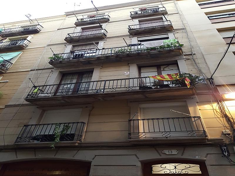 Departamento en el centro de Barcelona.