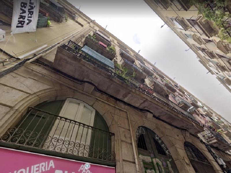 Departamento en el casco antiguo de la ciudad.