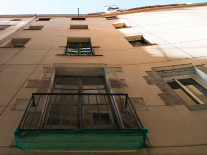 Restored flat of 45 m2 in Ciutat Vella, Gótic