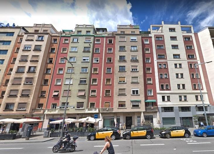 Amplio departamento cerca del puerto de Barcelona