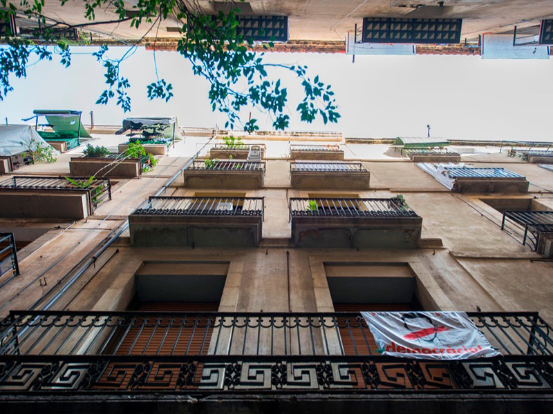 Espectacular departamento cerca de Plaza Urquinaona.