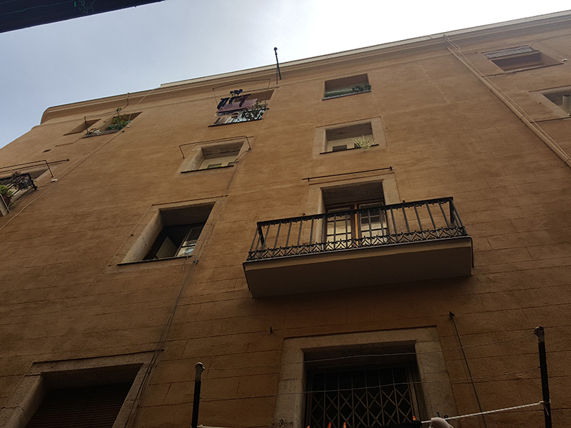 Restored flat of 50.00 m2 in Ciutat Vella, Borne