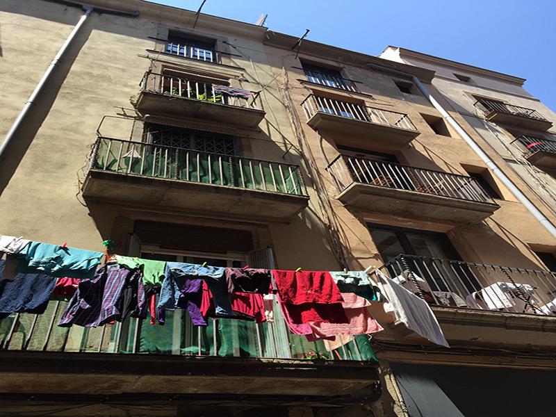 Departamento en el corazón de Barcelona muy cerca del Museo Picasso.