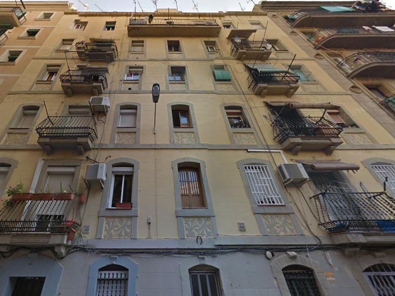 Departamento muy cerca del mar en la Barceloneta.