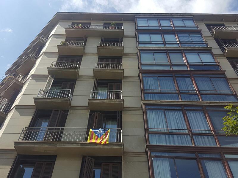 Hermoso departamento en el corazón de Barcelona.