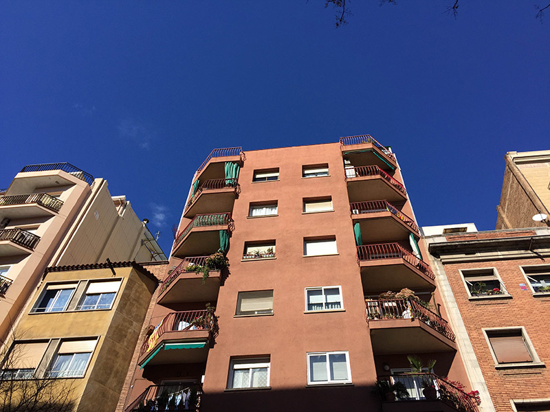 Restored flat of 63.00 m2 in L'Eixample, Sagrada Familia