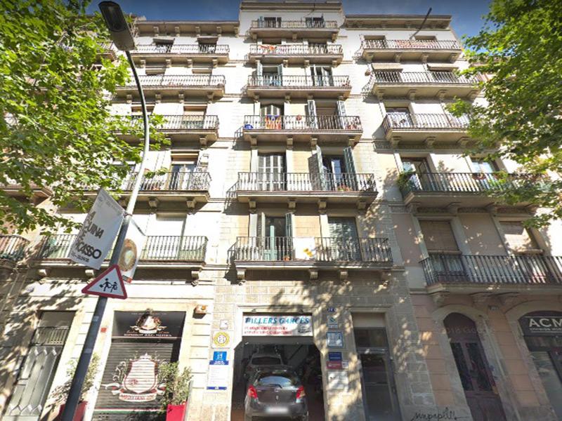 Encantador departamento cerca de Plaza España.
