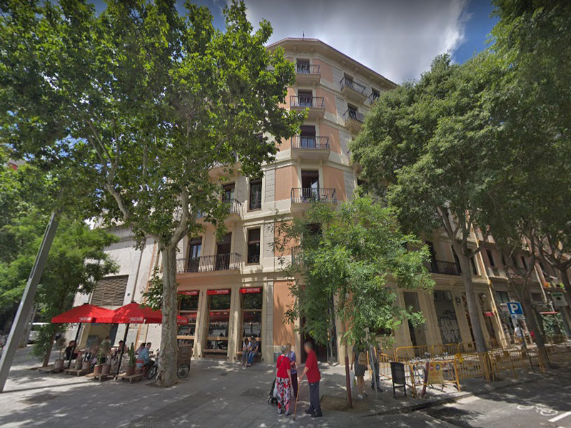 Restored flat of 42 m2 in L'Eixample, Sant Antoni