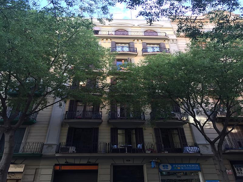 Bonito departamento cerca de Plaza España.