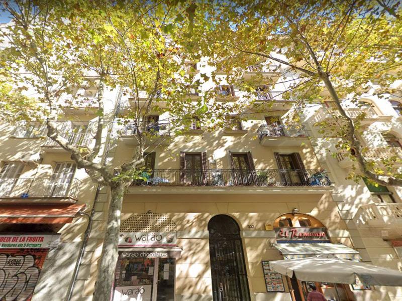 Encantador departamento junto al hospital Sant Pau