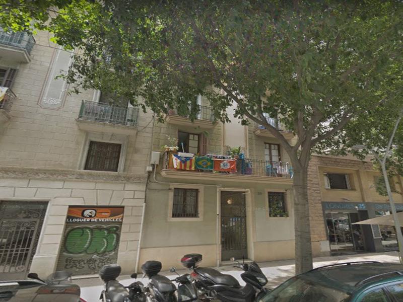 Encantador departamento cerca de Plaza Francesc Macià
