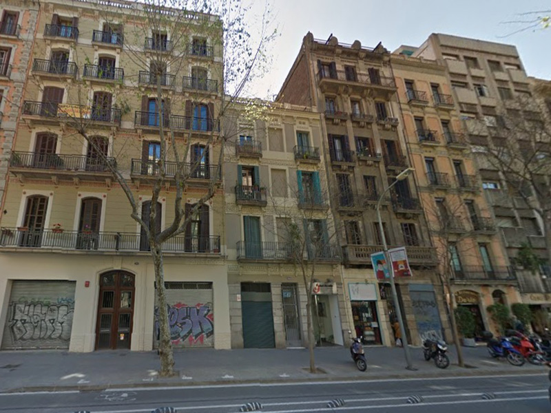 Precioso departamento junto a Enrique Granados.