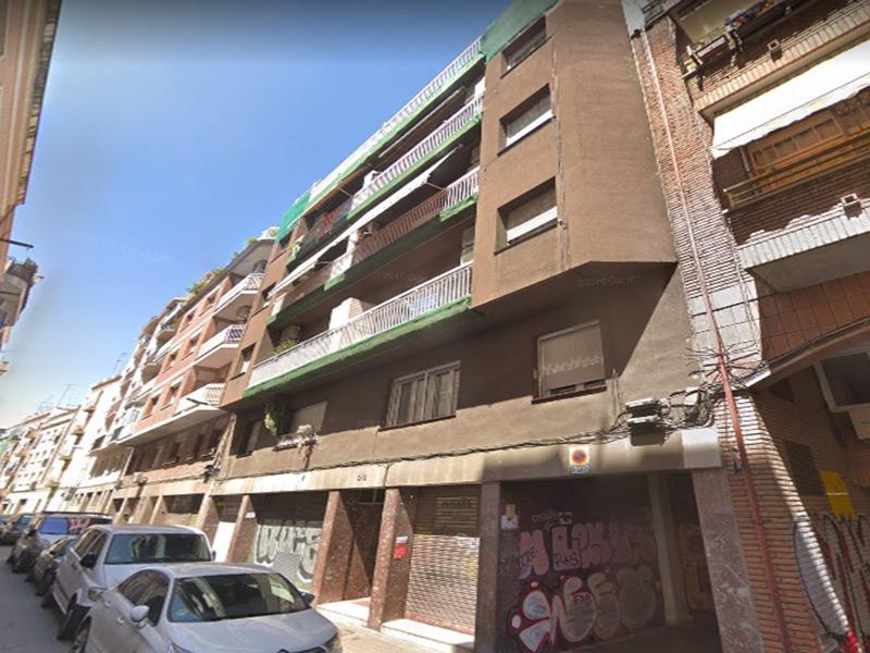 Departamento cerca del Camp Nou.