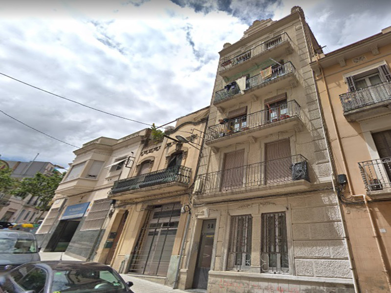 For renovation flat of 50 m2 in L'Eixample, el Fort Pienc