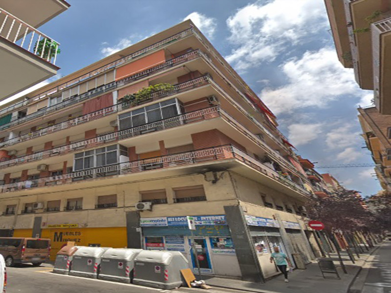 Partially restored flat of 60 m2 in Sants-Montjuic, Sants-Badal