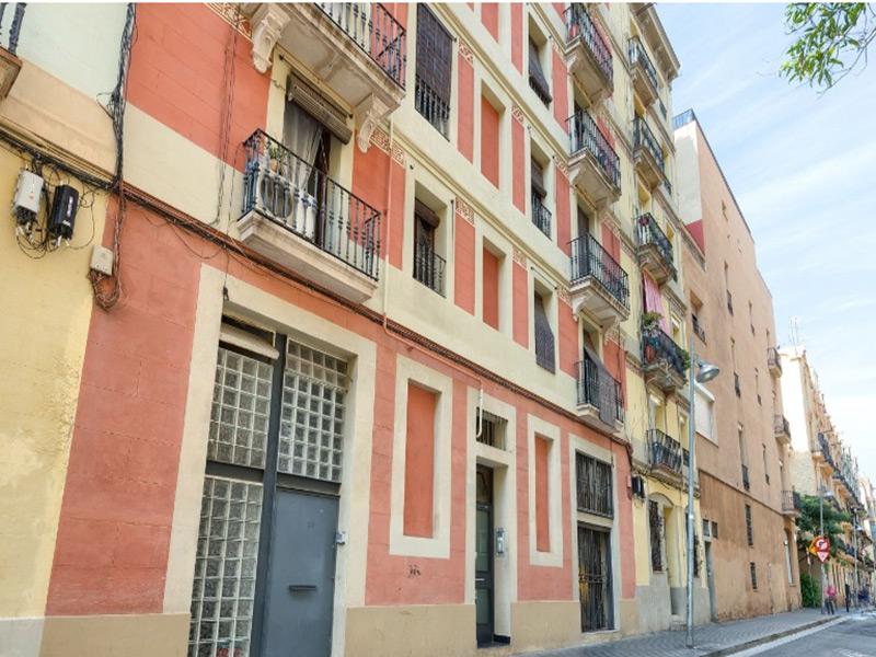 Encantador departamento cerca del puerto de Barcelona