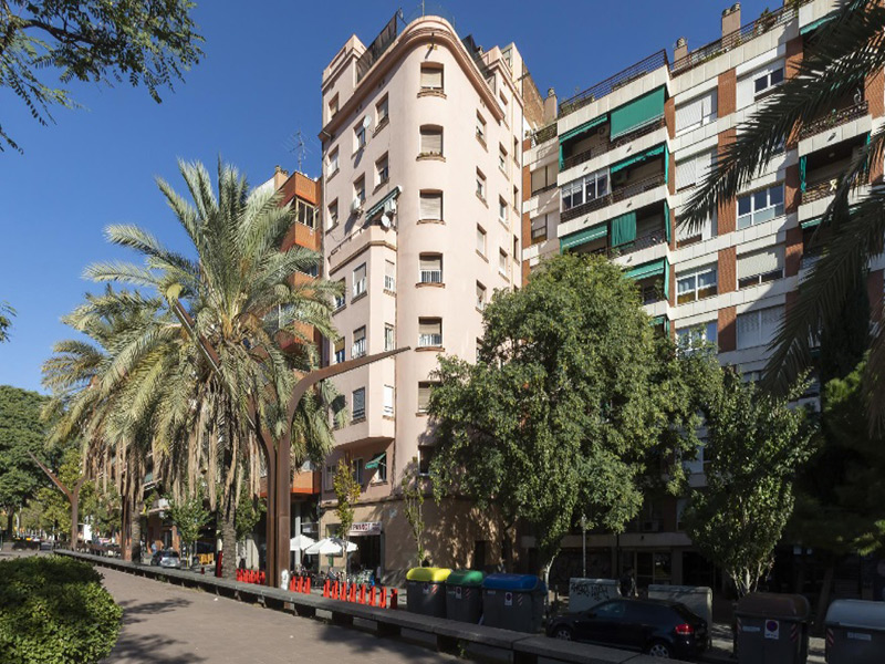 Original flat of 61 m2 in Sants-Montjuic, Sants-Badal