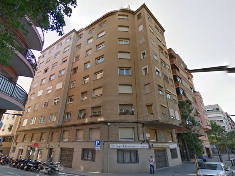 Original flat of 55.00 m2 in Sants-Montjuic, Sants-Badal