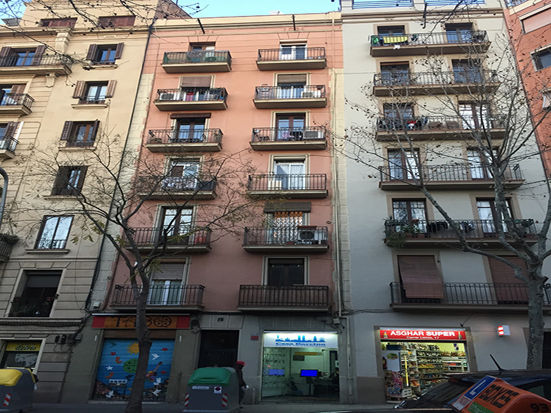Departamento cerca de Plaza España.