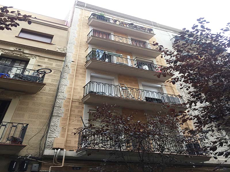 Restored flat of 52.00 m2 in Sants-Montjuic, Sants-Badal