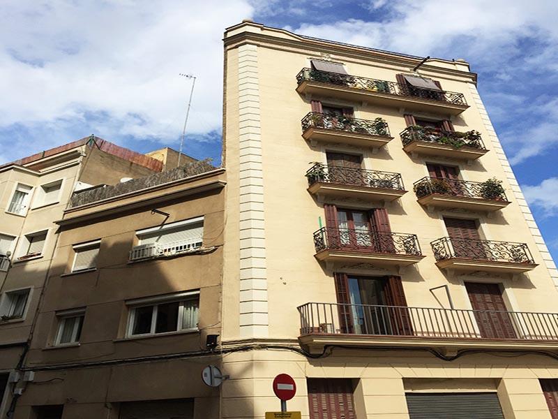 Bonito departamento cerca de Av. Parallel y Plaza España
