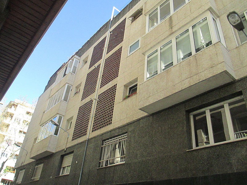 Loft reformado en zona alta de Barcelona