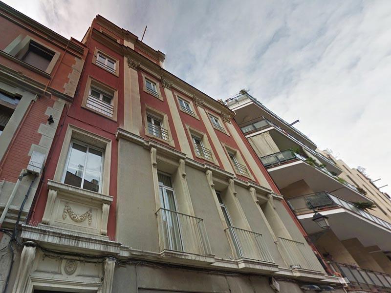 Departamento de diseño en zona alta de Barcelona