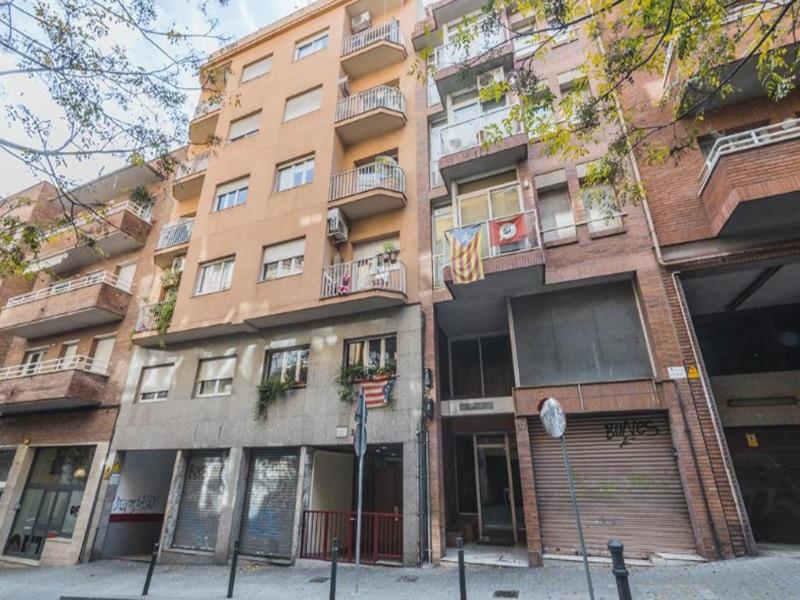 Departamento en la zona alta de Barcelona.