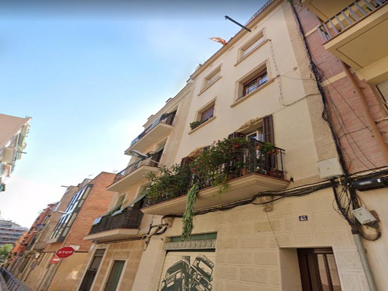 Departamento para actualizar en zona alta de Barcelona
