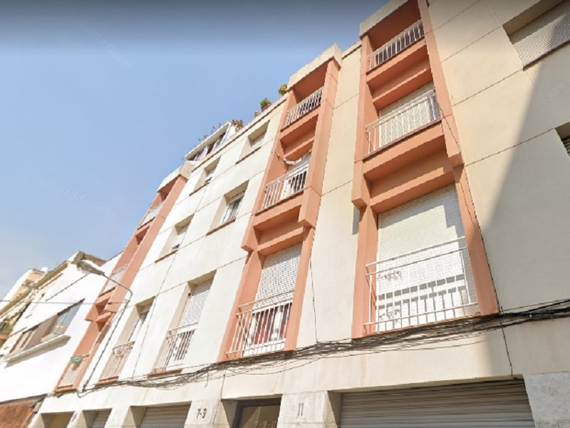 Departamento en pleno barrio de Gracia.