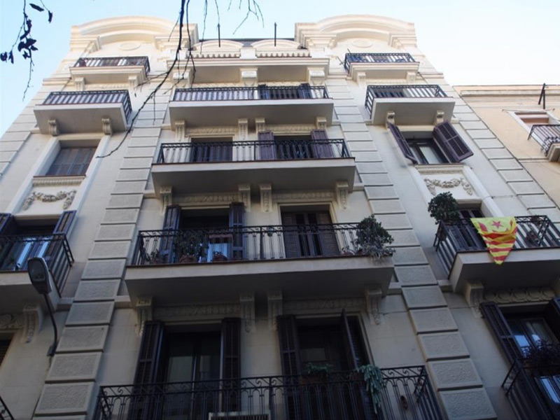 Original flat of 50.00 m2 in Grácia, Vila de Grácia