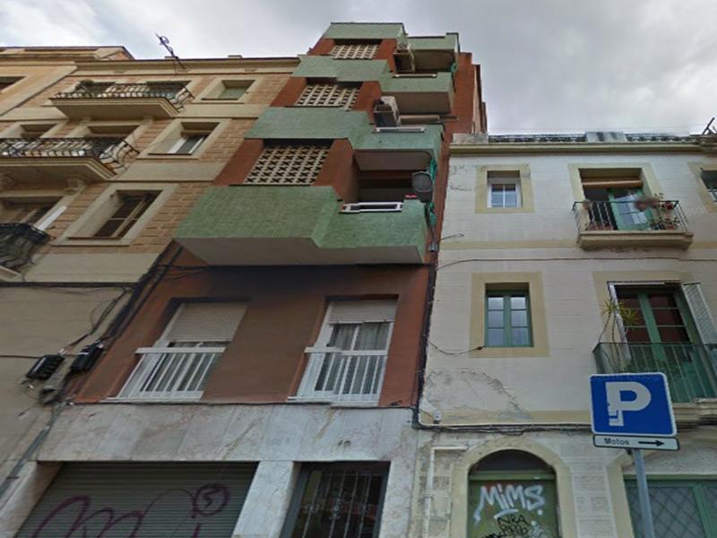 Departamento en el centro de Gracia.