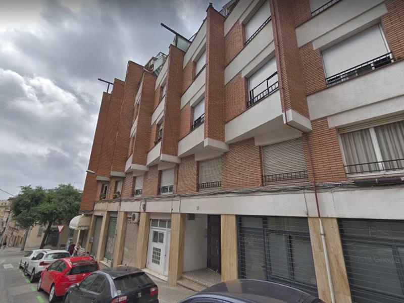 Departamento reformado cerca del Hospital de San Pablo.