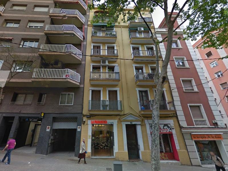 Departamento para reformar a dos calles del Hospital de San Pablo.
