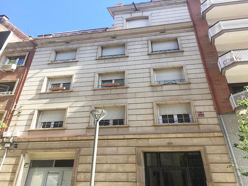 Departamento cerca del Hospital de San Pablo.