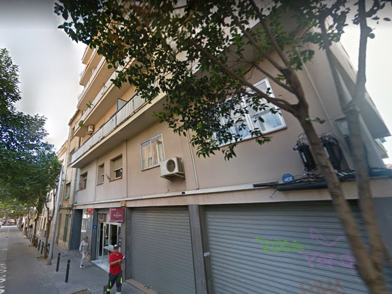Partially restored flat of 60.00 m2 in Sant Andreu, Sant Andreu