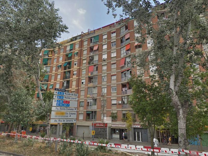 Buena opción de renta en una de las principales arterias de Barcelona