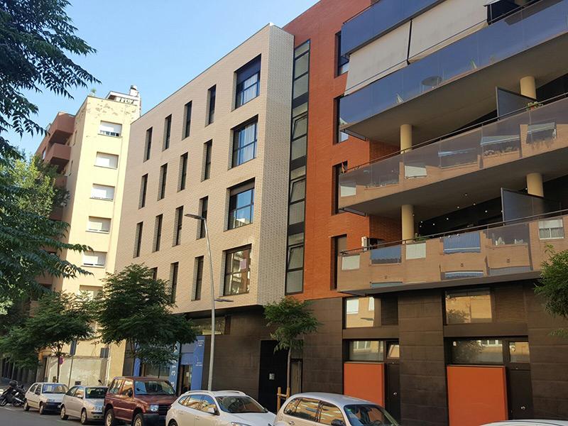 Duplex obra nueva en Sant Andreu.