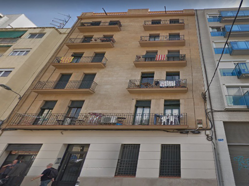 Restored flat of 35 m2 in Sant Martí, Poblenou