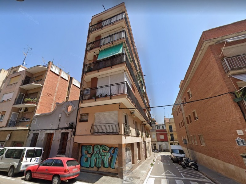 Restored flat of 65 m2 in Sant Martí, Camp de l'Arpa del Clot