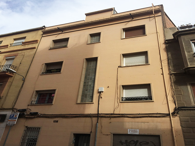Restored flat of 50.00 m2 in Sant Martí, Camp de l'Arpa del Clot