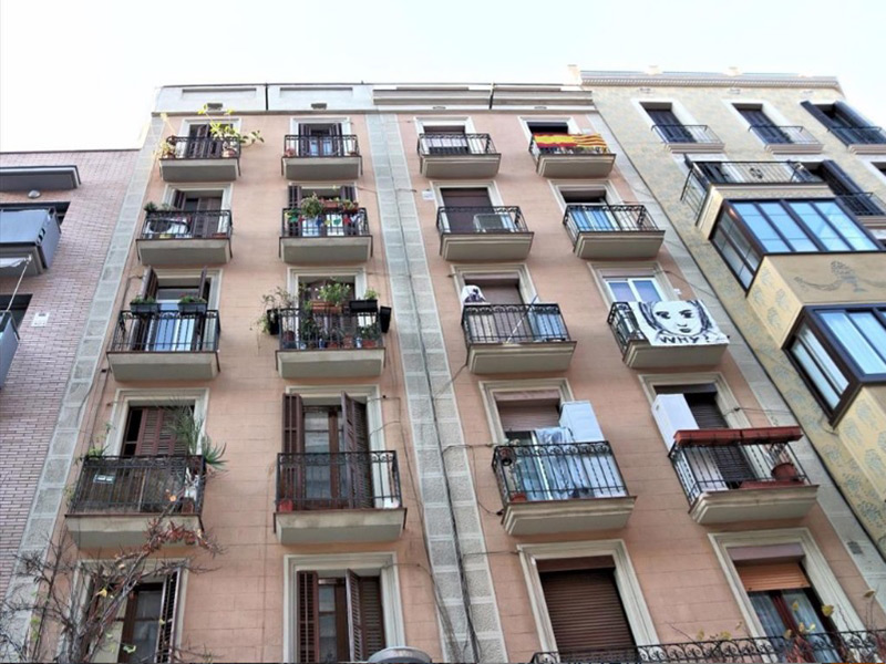 For renovation flat of 52.00 m2 in Sant Martí, Camp de l'Arpa del Clot