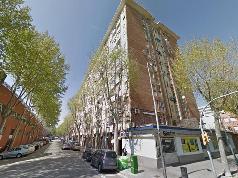 Departamento con vistas a todo Barcelona a 300 mts del mar.